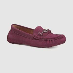 Coach Suede Loafers